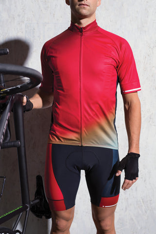 SUGOI Evolution Zap Jersey, Primary Gradient Alt (U576010M)