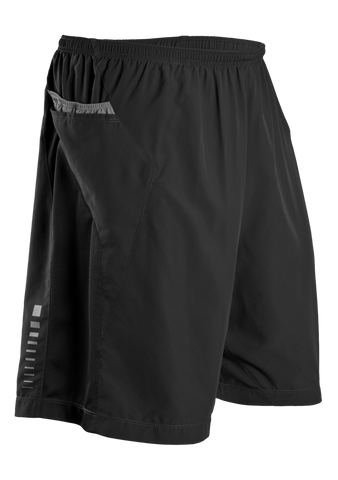 "SUGOI Men's Titan Ice 9"" Short, Black (30331U)"