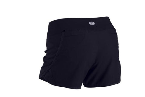 SUGOI Women's Jackie Distance Short, Alt Black (30324F)