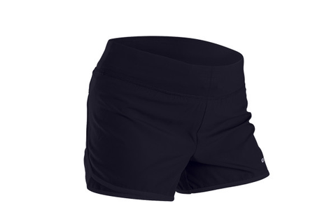 SUGOI Women's Jackie Distance Short, Black (30324F)