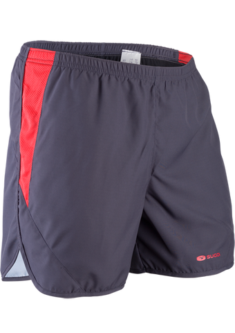 "SUGOI Men's Titan Ice 5"" Short, Gunmetal (30344U)"