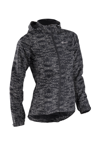 SUGOI Women's Zap Run Jacket, Black (70735F)