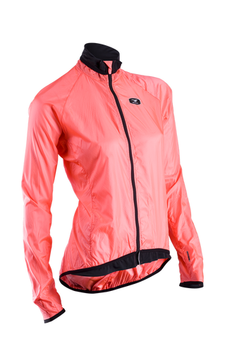 SUGOI Women's RS Jacket, Electric Salmon (70763F)