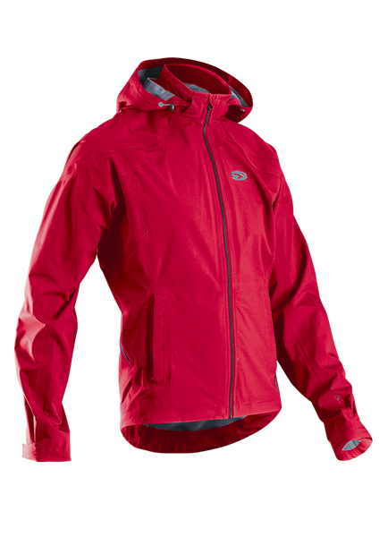 SUGOI Unisex RSX NeoShell Jacket, Chili red (72758U)