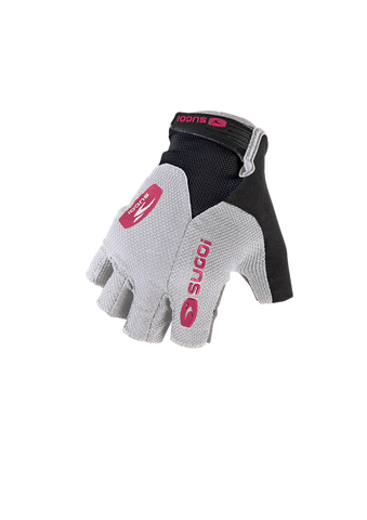 SUGOI Women's RC Pro Glove, White (91564F)