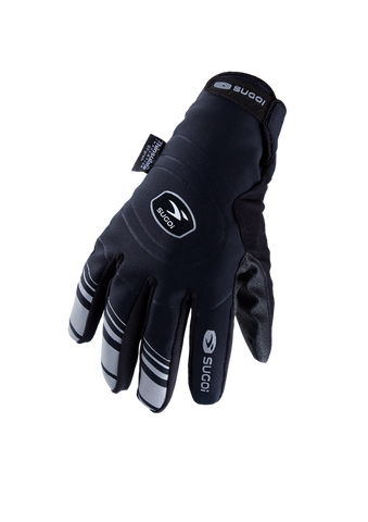 SUGOI RS Zero Glove, Black (91601U)