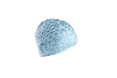 SUGOI Women's MidZero Headwarmer, Ice Blue/Coal Blue (92936F)