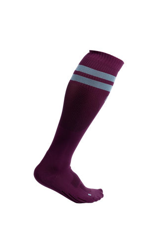 SUGOI Women's R and R Knee High, Boysenberry (94985F)