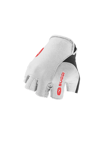 SUGOI Men's RC100 Glove, White (91563U)