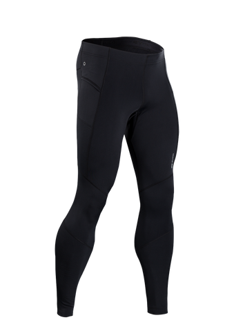 SUGOI Men's SubZero Tight, Black (U405500M)