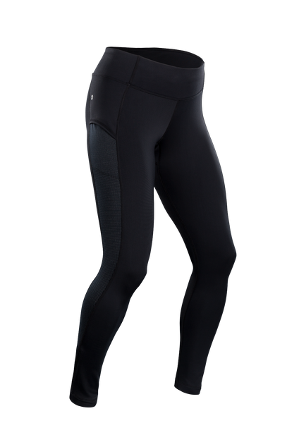 SUGOI Women's SubZero Zap Tight, Black (U408500F)