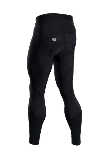 SUGOI Men's Evolution MidZero Tight, Black Alt (U482000M)