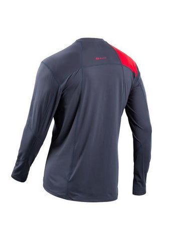 SUGOI Men's Titan Core Long Sleeve (L/S), Coal Blue Alt (U602000M)
