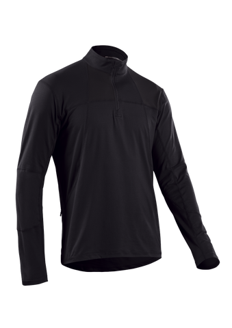SUGOI Men's Titan Core Zip, Black (U607000M)
