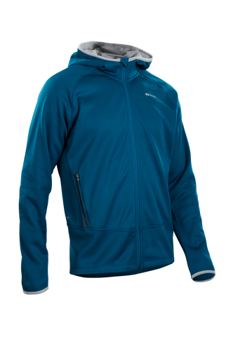 SUGOI Men's Coast Hoodie, Baltic Blue (U655000M)