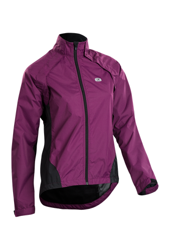 SUGOI Women's Zap Versa Jacket, Boysenberry (07077F)