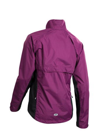 SUGOI Women's Zap Versa Jacket, Boysenberry Alt (07077F)