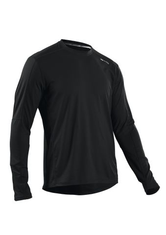 SUGOI Men's Titan Core L/S, Black (U602000M)