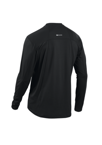 SUGOI Men's Titan Core L/S, Black Alt (U602000M)