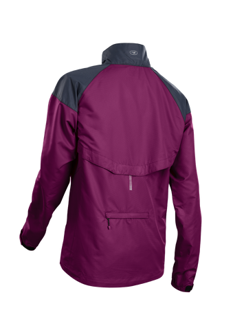 SUGOI Women's Versa Jacket, Boysenberry Alt (U702000F)