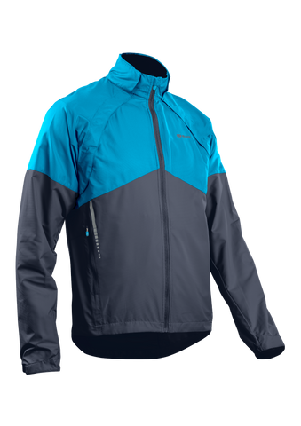 SUGOI Men's Versa Jacket, Glacier Blue (U702000M)