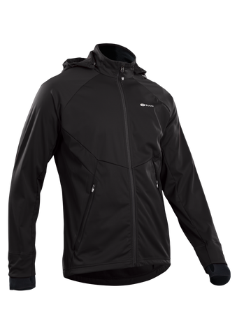 SUGOI Men's Firewall 180 Jacket, Black (U720000M)