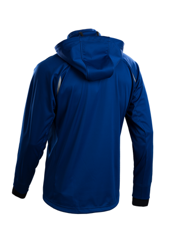 SUGOI Men's Firewall 180 Jacket, Deep Royal Alt (U720000M)