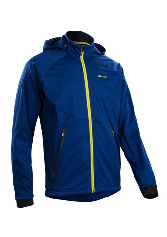 SUGOI Men's Firewall 180 Jacket, Deep Royal (U720000M)