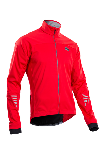 SUGOI Men's RS 180 Jacket, Chili Red (U725000M)