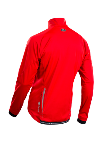 SUGOI Men's RS 180 Jacket, Chili Red Alt (U725000M)