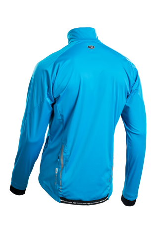 SUGOI Men's RS 180 Jacket, Glacier Blue Alt (U725000M)