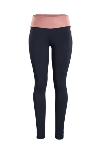 SUGOI Women's Prism Tight, Deep Navy (U401010F)