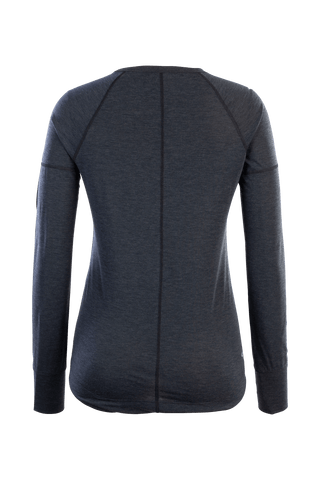 SUGOI Women's Coast Long Sleeve (L/S), Black Origin Alt (U601000F)