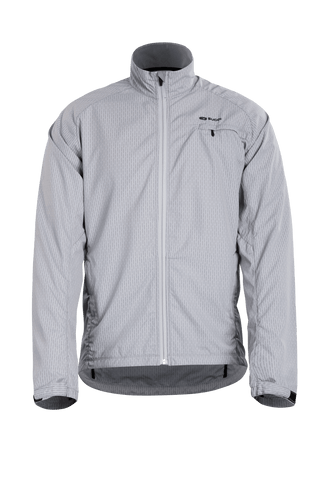 SUGOI Zap Training Jacket, Light Grey Zap (U704000M)