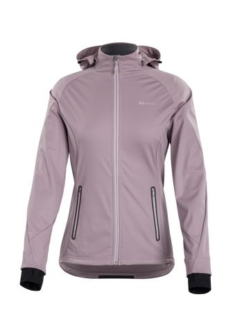 SUGOI Women's Firewall 180 Jacket, Purple Fog (U720000F)