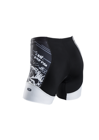 SUGOI Women's RPM Tri Short, Black Alt (21069F.480)