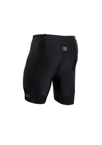 SUGOI Men's RS Tri Short, Black Alt (U211000M)