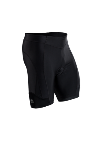 SUGOI Men's RS Tri Short, Black (U211000M)
