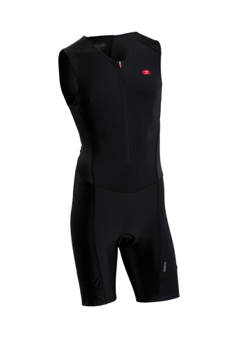 SUGOI Men's RPM Tri Suit, Black (29999U)