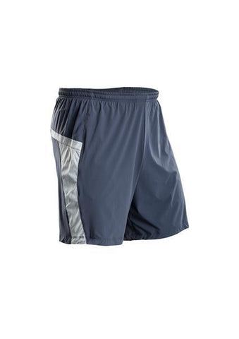 SUGOI Men's Titan 7 inch 2 in 1 Short, Coal Blue (30349U)
