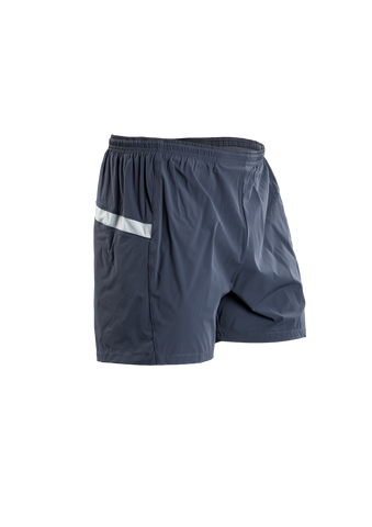 SUGOI Men's Titan 5 inch Short, Coal Blue (30350U)