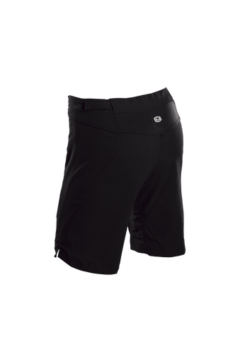 SUGOI Women's Evo X Short, Black Alt (36330F)