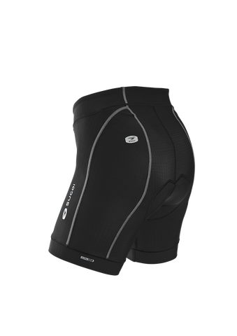 SUGOI Women's Evolution Shorty, Black Alt (38291F)