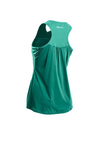 SUGOI Women's Fusion Tank, Light Jade Alt (55316F)