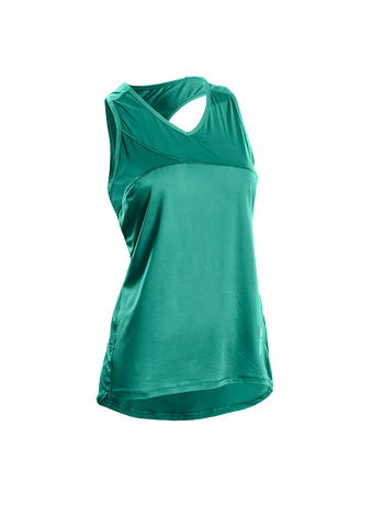SUGOI Women's Fusion Tank, Light Jade (55316F)