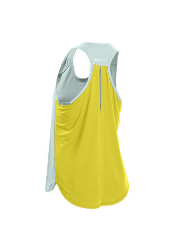 SUGOI Women's Ignite Tank, Ice Blue Alt (55320F)