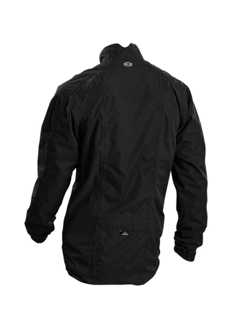 SUGOI Men's Zap Bike Jacket, Black Alt (70734U)