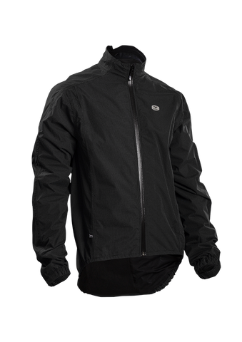 SUGOI Men's Zap Bike Jacket, Black (70734U)