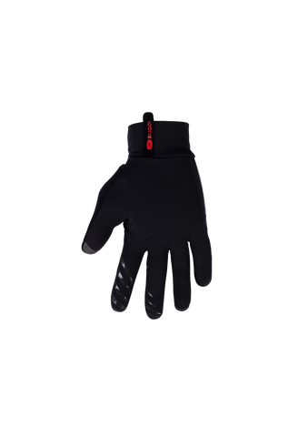SUGOI Zap Run Glove, Black Alt (91009U)