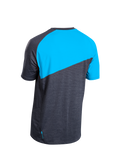 SUGOI Men's Trail Jersey, Glacier Blue (U580000M)